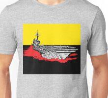 aircraft carrier Unisex T-Shirt