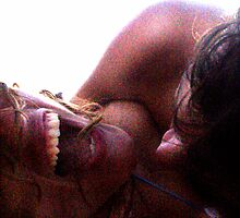 Erotic Strangle by Vivi Kalomiri