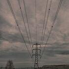 Pylon HDR by Glen Allen