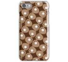 BASEBALL-4 iPhone Case/Skin