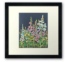 Nina's Garden                  Framed Print