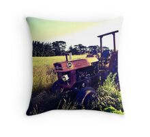 Massey Ferguson 165 Throw Pillow