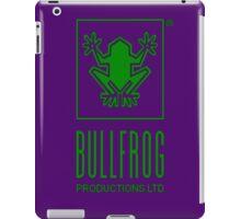 Bullfrog iPad Case/Skin