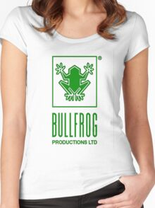 Bullfrog Women's Fitted Scoop T-Shirt