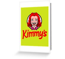 Kimmy's Greeting Card