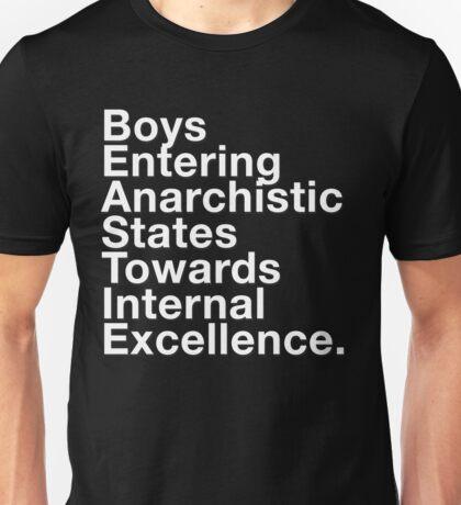 B.E.A.S.T.I.E. Unisex T-Shirt