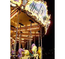 The Magic Carousel Photographic Print