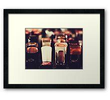 Lipsticks Framed Print