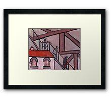 Hometime Framed Print