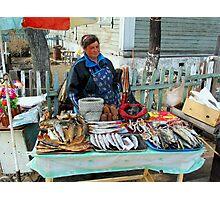 Fish anyone? Photographic Print
