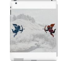Angel's Angles iPad Case/Skin
