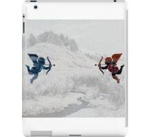 Angel's Angles iPad Case/Skin