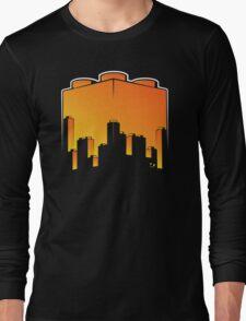 BrickCity Sunset Long Sleeve T-Shirt