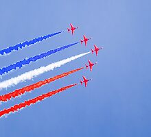 Red Arrows by afh1066