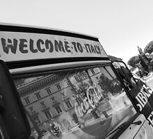 Welcome to Italy by Lisa Michele Burns