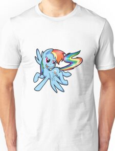 My Little Pony Friendship is Magic Rainbow Dash Unisex T-Shirt