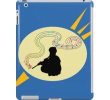 Cosmic Flute iPad Case/Skin