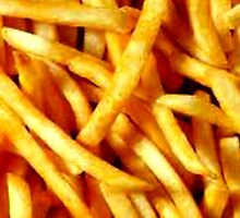 French Fries by BeccaStile11