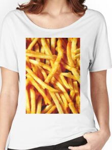 French Fries Women's Relaxed Fit T-Shirt