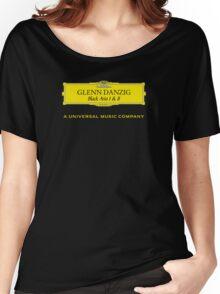 Danzig Black Aria Deutsche Grammophon Mashup Women's Relaxed Fit T-Shirt