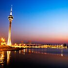 Macau Tower by Chetan R