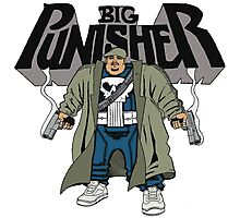 BIG Punisher Photographic Print