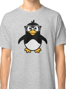 Penguin glasses Classic T-Shirt