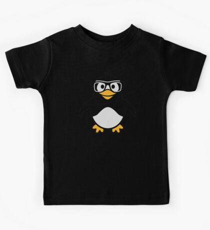 Penguin glasses Kids Tee