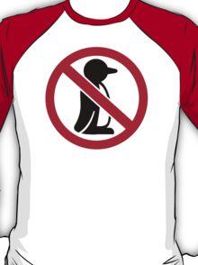 No penguin T-Shirt