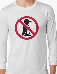 No penguin Long Sleeve T-Shirt