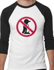 No penguin Men's Baseball ¾ T-Shirt