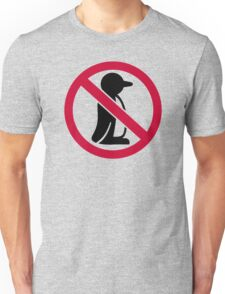 No penguin Unisex T-Shirt