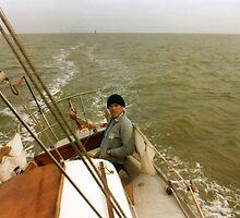 Salty Seadog by Richard Hamilton-Veal
