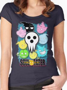 Soul Eater Women's Fitted Scoop T-Shirt