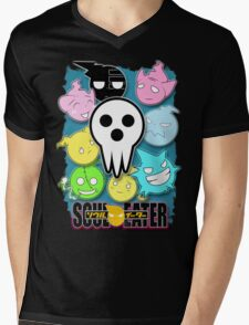 Soul Eater Mens V-Neck T-Shirt