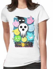 Soul Eater Womens Fitted T-Shirt