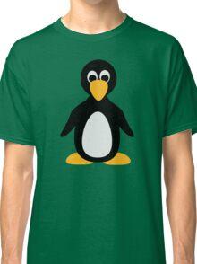 Comic penguin Classic T-Shirt