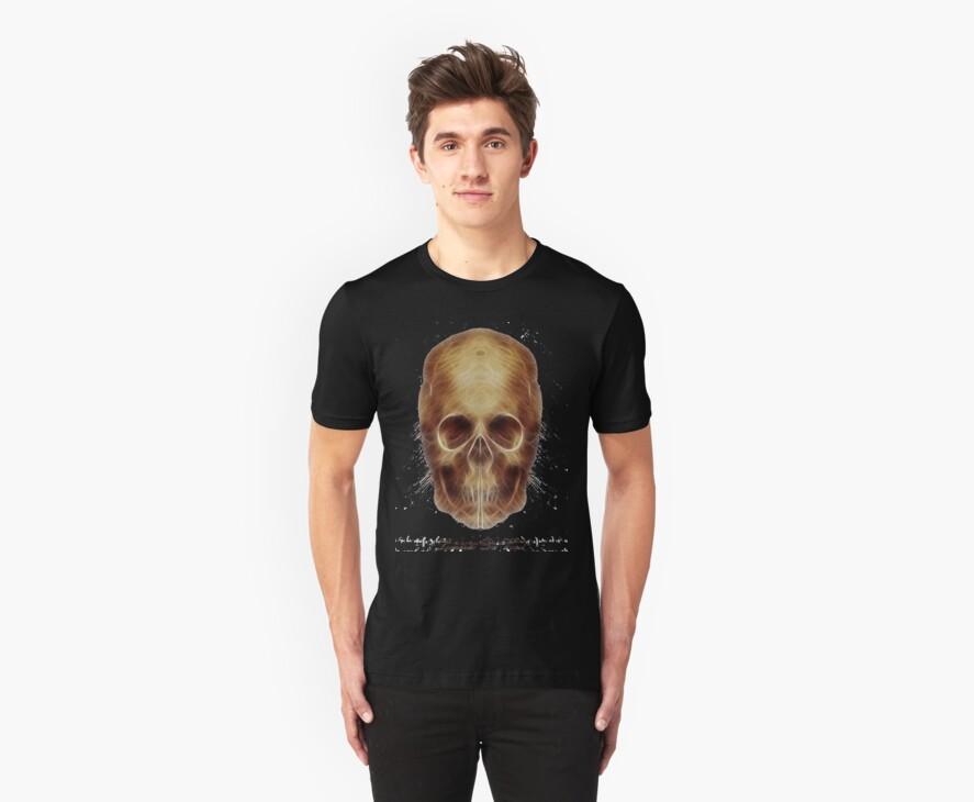 Leonardo Skull  by Fred Seghetti