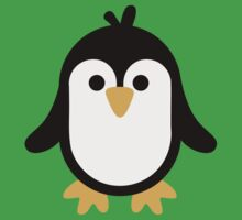 Funny penguin Kids Clothes