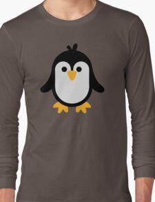 Funny penguin Long Sleeve T-Shirt