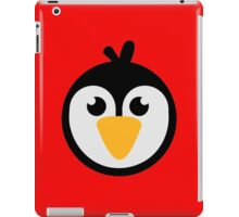 Penguin head iPad Case/Skin