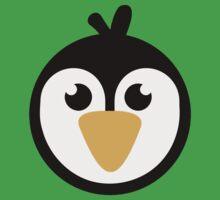 Penguin head Baby Tee
