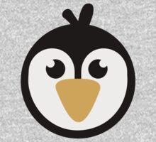 Penguin head Kids Tee