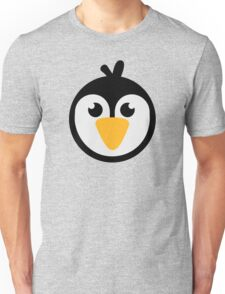 Penguin head Unisex T-Shirt