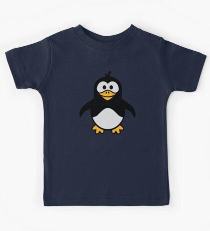 Comic penguin Kids Tee