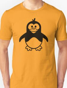 Black penguin T-Shirt