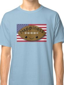 Happiness - Football Classic T-Shirt