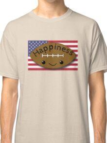 Happiness - Football Classic T-Shirt