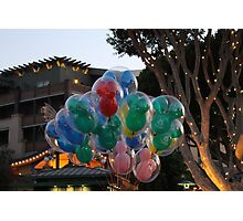 Disneyland Day Dream Photographic Print