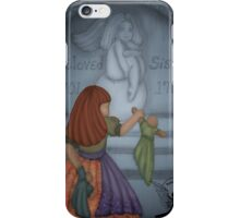 Southern Gothic by Mythic Fairy Art iPhone Case/Skin
